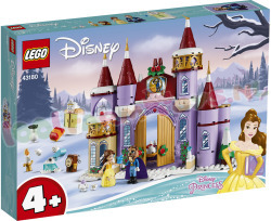 LEGO DISNEY Belle's Kasteel Winterfeest