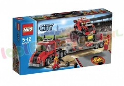 LEGO CITY MONSTERTRUCK *