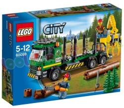 LEGO CITY BOOMSTAMMENTRANSPORT