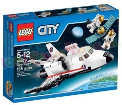 LEGO CITY RUIMTEVAART SPACE SHUTTLE