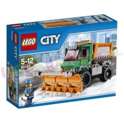LEGO CITY SNEEUWTRUCK