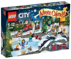 LEGO CITY ADVENT KALENDER 2015