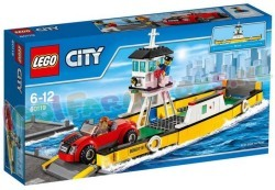 LEGO CITY VEERPONT FERRY VEERBOOT