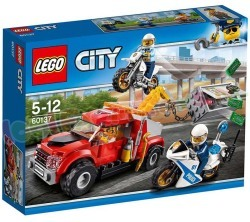 LEGO<br>CITY<br>MOBIELE<br>POLITIEPOST<br>VRACHTAUTO