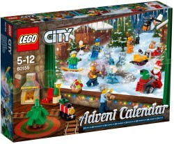 LEGO CITY ADVENT KALENDER 2017