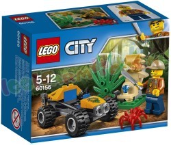 LEGO CITY JUNGLE BUGGY
