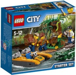 LEGO CITY JUNGLE STARTSET