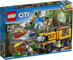 LEGO CITY JUNGLE MOBIEL LABORATORIUM