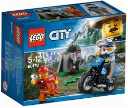 LEGO CITY OFF-ROAD ACHTERVOLGING