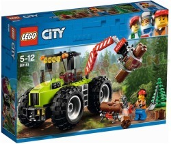 LEGO CITY BOSTRACTOR / Forest Tractor