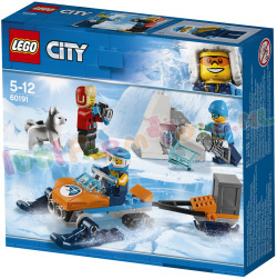 LEGO CITY POOLONDERZOEKERSTEAM