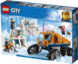 LEGO CITY POOLONDERZOEKSTRUCK