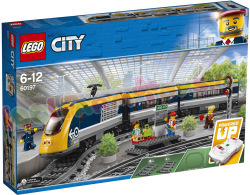 LEGO CITY PASSAGIERSTREIN MODEL 2018