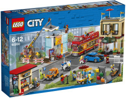 LEGO CITY HOOFDSTAD / CAPITAL CITY
