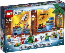 LEGO CITY Adventkalender 2018