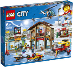 LEGO CITY SkiResort