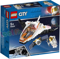 LEGO CITY Satelliettransportmissie