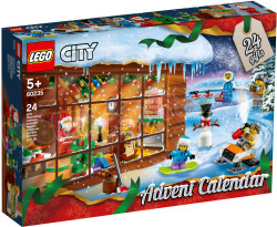 LEGO CITY Adventkalender 2019