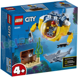 LEGO CITY Oceaan Mini-Duikboot
