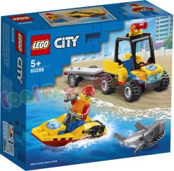LEGO CITY ATV StrandRedding