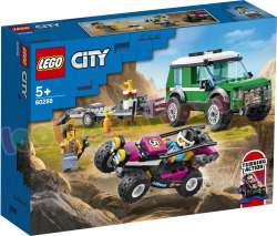 LEGO CITY RacebuggyTransport