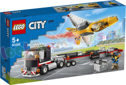 LEGO CITY VliegshowjetTransport