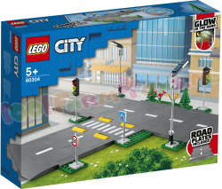 LEGO CITY WegenPlaten model 2021