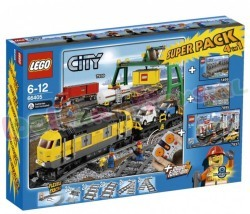LEGO CITY GOEDERENTREIN