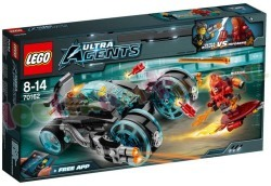 LEGO ULTRA AGENTS INFERNALE INTERCEPTIE