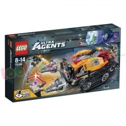 LEGO ULTRA AGENTS DRILLEX DIAMANTROOF