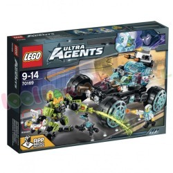 LEGO ULTRA AGENTS STEALTH PATROUILLE