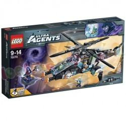 LEGO ULTRA AGENTS ULTRACOPTER TEGEN