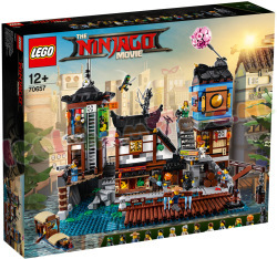 LEGO NINJAGO CITY HAVEN