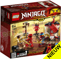 LEGO NINJAGO Kloostertraining