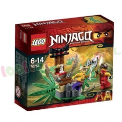 LEGO NINJAGO JUNGLE VALSSTRIK