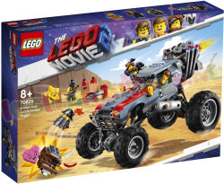 LEGO MOVIE Emmets en Lucy's Vlucht Buggy