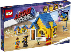 LEGO MOVIE Emmets Droomhuis/Reddingraket