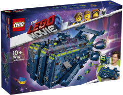 LEGO MOVIE De Rexcelsior!