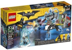 LEGO BATMAN MOVIE MR. FREEZE IJS-AANVAL