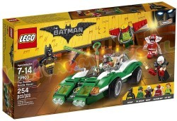 LEGO BATMAN The Riddler Raadsel-racer