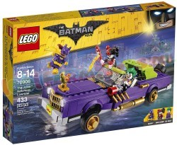 LEGO BATMAN MOVIE THE JOKER DUISTERE LOW