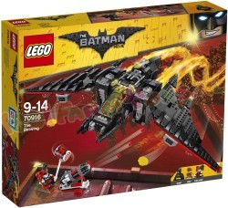 LEGO BATMAN MOVIE De Batwing
