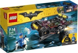 LEGO BATMAN MOVIE DE BAT-DUNE BUGGY