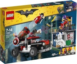 LEGO BATMAN MOVIE HARLEY QUINN KANONS-