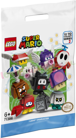 Super MARIO Personagepakketten - serie 2