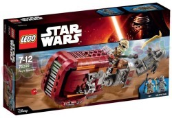 STAR WARS REY'S SPEEDER