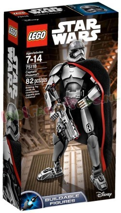 LEGO STAR WARS CAPTAIN PHASMA