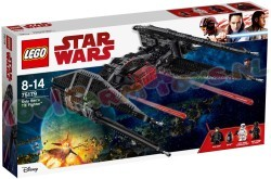 STAR WARS KYLO REN'S TIE FIGHTER