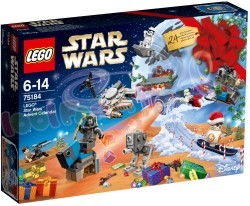 LEGO STAR WARS ADVENT KALENDER 2017