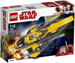 STAR WARS ANAKIN'S JEDI STARFIGHTER